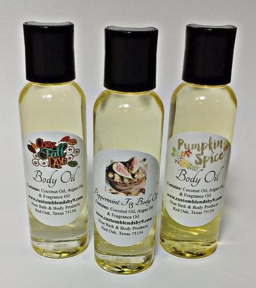 Body & Massage Oil