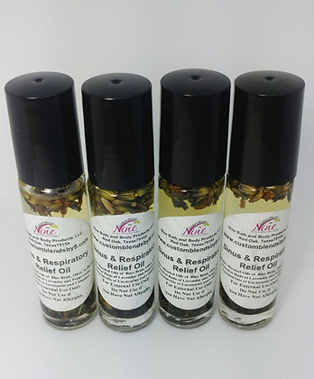 Sinus & Respiratory Relief Oil