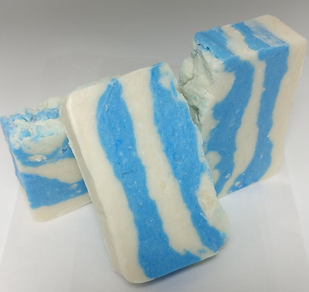The Mini Loaf Double Butter Soap