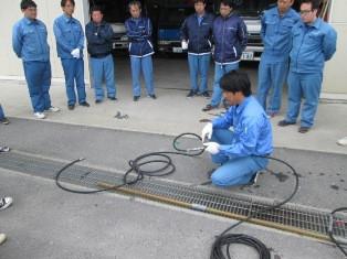 機材取扱講習_H2806-高圧洗浄機03