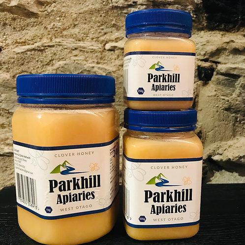 Parkhill Creamed Clover Honey 1kg