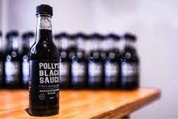 Polly's Black Sauce