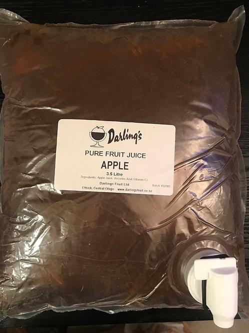 Darling's Apple Juice - bladder