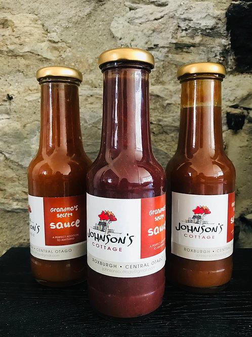 Grandma's Secret Sauce (Plum)
