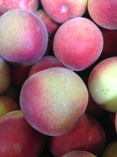 White Flesh Peaches