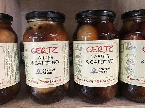 Gertz Pickled Onions