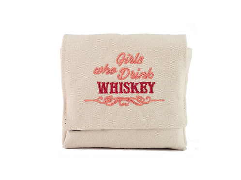 """Girls Who Drink Whiskey"" Mini"