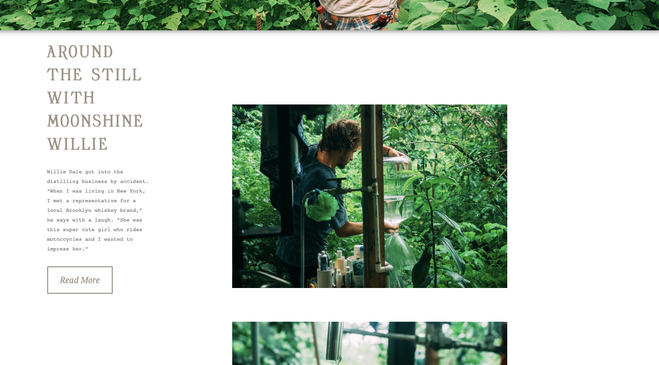 Roble y Semilla Magazine Design and Photography
