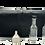 Thumbnail: Wrap Closure, Black Calf leather, 5 bottle case