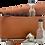 Thumbnail: Wrap Closure, Russet leather, 5 bottle case