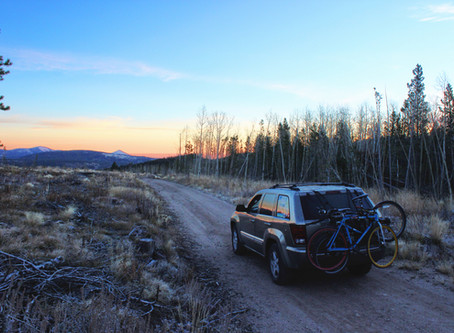 Life on the Road via The Outbound Collective