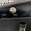 Thumbnail: Concho closure, Black Calf leather, 5 bottle case