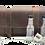 Thumbnail: Saddlebag, Vintage Brown leather, 5 bottle case