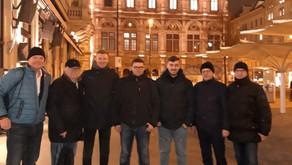 Vienna Calling - Handball EM wieder mit Cunewalder Delegation!