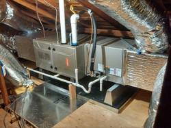 New Construction, New HVAC Unit