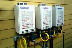 Tankless Water Heater System