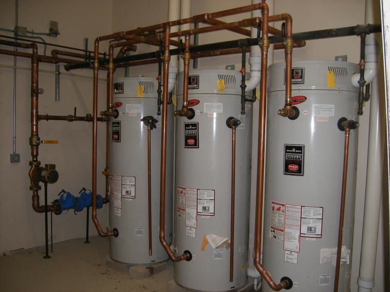 Water Heater System
