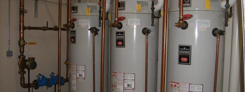 Commerical Water Heater System