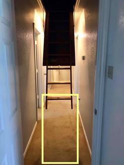 Missing Attic Ladder