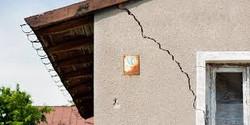 Foundation Deflection Crack