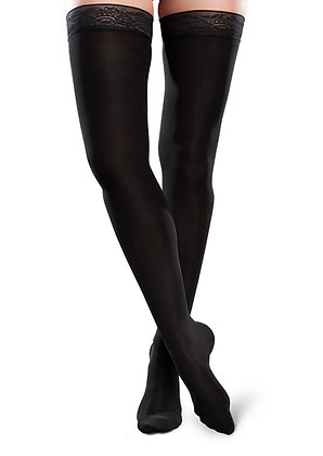 Microfiber Compression Thigh Highs, Ease by Therafirm