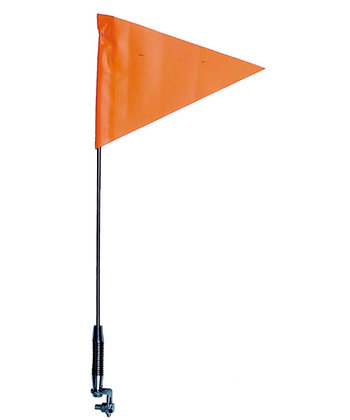 Telescoping Safety Flag