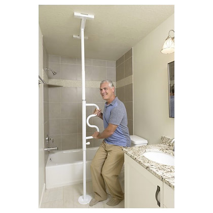 Stander Floor to Ceiling Pole & Base