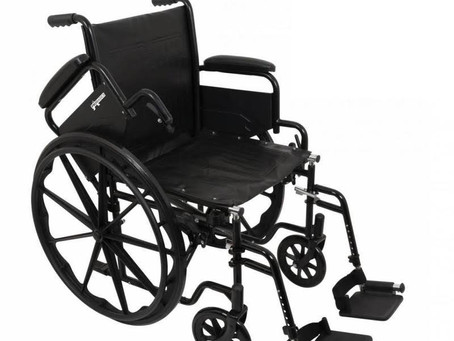 Problem Solved: Wheelchairs Come in All Styles & Sizes