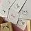 Thumbnail: Catdoo rubber stamp - Neko icon series set