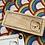 Thumbnail: Catdoo label stamp -Neko&Book series2 Bookworm