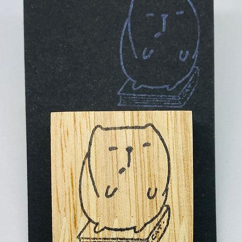Catdoo Yummy dream rubber stamp