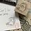 Thumbnail: Catdoo rubber stamp - I'm eating