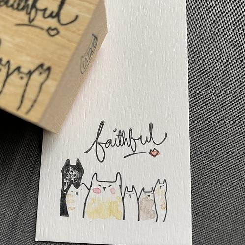 Catdoo | faithful cats