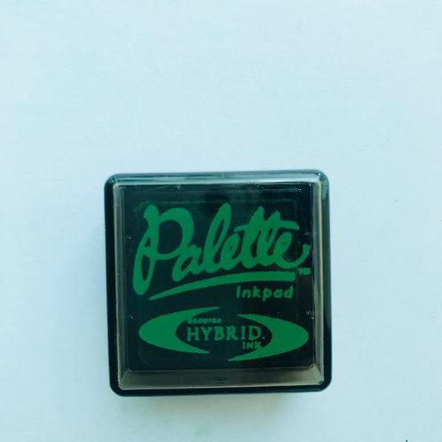 Palette Hybrid Inkpad cube - Jardin moss