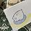 Thumbnail: Catdoo rubber stamp - Oval meowgic carpet