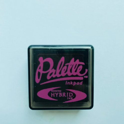 Palette Hybrid Inkpad cube - Bordeaux