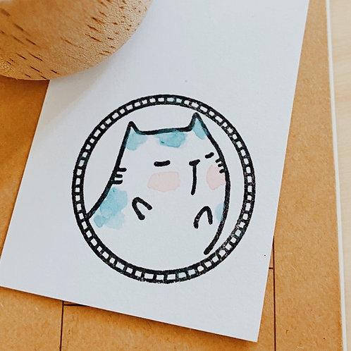 Catdoo rubber stamp - BuJo series Versatile stamp