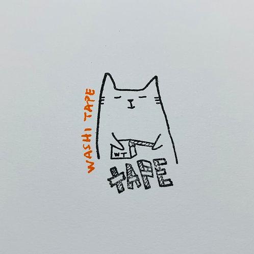 Catdoo Washi Tape