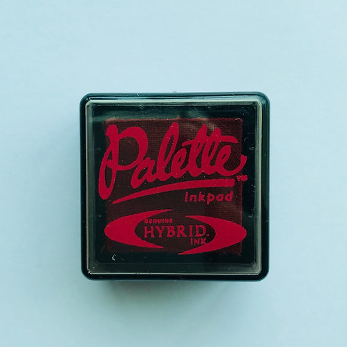 Palette Hybrid Inkpad cube - L'Amour Red
