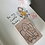 Thumbnail: Catdoo Rubber Stamp - My cuddle buddy