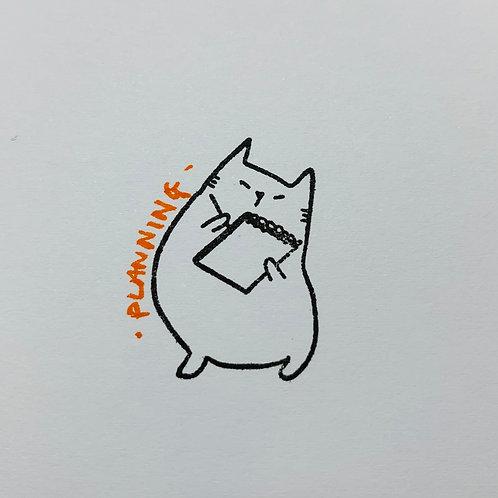 Catdoo Meow Planning