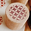 Thumbnail: Catdoo rubber stamp - Japanese floral pattern