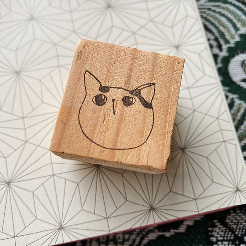 Catdoo rubber stamp - Neko icon - cute