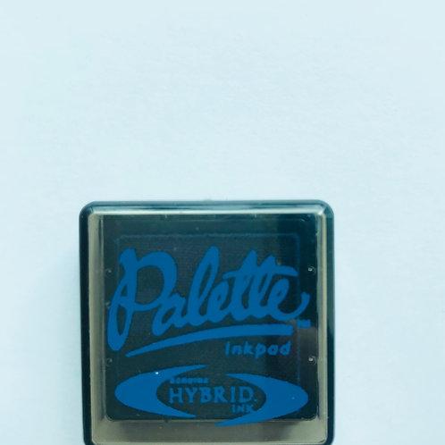 Palette Hybrid Inkpad cube - Prussian Blue