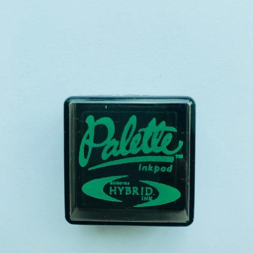 Palette Hybrid Inkpad cube - Viridian Leaf