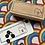 Thumbnail: Catdoo label stamp - Neko&Book series 2 - Writing neko
