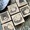 Thumbnail: Catdoo rubber stamp - Meowgic carpet series set