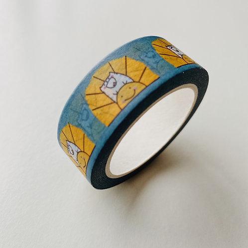 Catdoo washi tape - Sunbeams