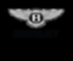 Logo lockup Bentley Eyewear pos_3D simul