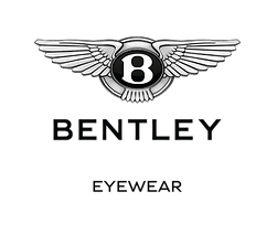 Logo lockup Bentley Eyewear pos_3D simul